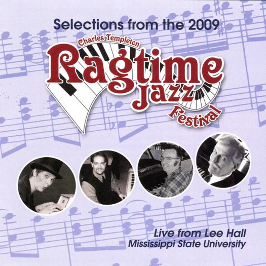 Selections from Ragtime Festival 2009