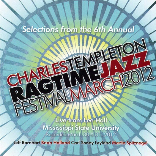 Selections from Ragtime Festival 2012