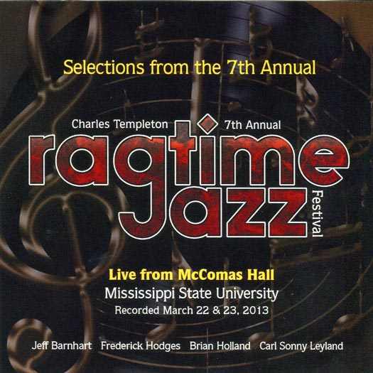 Selections from Ragtime Festival 2013