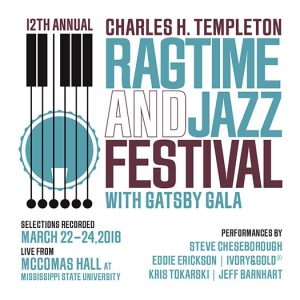Selections from Ragtime Festival 2018